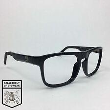 QUICKSILVER eyeglasses BLACK SQUARE KEYHOLE STYLE frame MOD:25287967