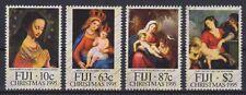 Fidschi Mi Nr. 753 - 756 **, Weihnachten Christmas 1995, postfrisch, MNH
