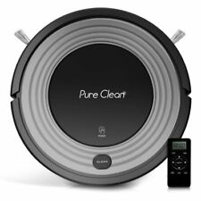 Automatic Programmable Robot Vacuum Cleaner W/ Self Activation And Charge Dock
