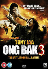 ONG BAK 3 - DVD - REGION 2 UK