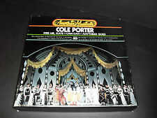 Cole Porter-American Musicals-Audio Cassette Box Set-3 Tapes-Time Life