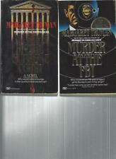MARGARET TRUMAN - MURDER IN THE SUPREME COURT -  A LOT OF 2 BOOKS