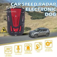 V7 Car Radar High Performance 16 Band 360° Laser Detector English Russian Voice