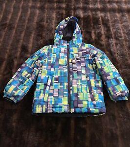 Obermeyer i grow Youth Boys Size 6  Ski Snowboard Jacket