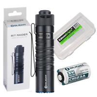 Olight  M1T Raider 500 lumen LED CR123A battery compact EDC Tactical Flashlight