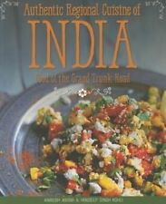 Indian Cookbook - Regional Cuisine of India: Food of the Grand Trunk Road