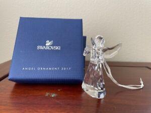 Swarovski Angel Ornament 2017 Open Box Included
