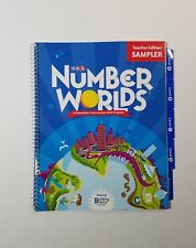 SRA Number Worlds A prevention/Intervention Math Program, Teacher Sampler