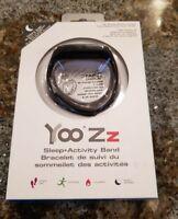 Yoo Zz Activity + Sleep Band -- Activity Tracker -- Open Box New