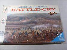 Battle Cry: A Civil War Game