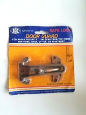 Vintage Door Guard Safety Lock Chadwick