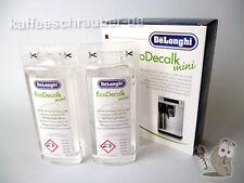 Entkalker für Kaffeemaschinen von DeLonghi 2 x 100 ml (49,75€/Liter)