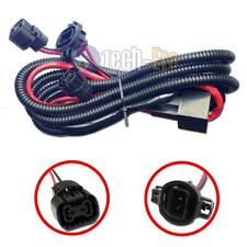 5202 H16 2504 PS24W Adapter Fog Lights Relay Wiring Harness For Chevy Dodge, etc