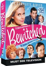 BEWITCHED 1-8 (1964-1972): COMPLETE CLASSIC ORIGINAL TV Season Series NEW R1 DVD