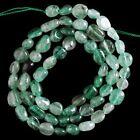 """VD5008-e Green Strawberry Quartz  Loose Beads 15"""""""