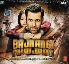 BAJRANGI BHAIJAAN - BOLLYWOOD ORIGINAL SOUNDTRACK CD - FREE POST