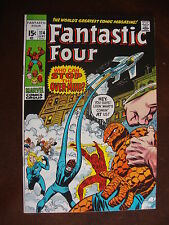 Fantastic Four #114 F/VF Who Can Stop The Over-Mind