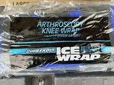 NOS Dura Kold  compression  ice knee wrap Reusable