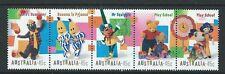 Australia 1999 programas de televisión para niños desmontado como nuevos, estampillada sin montar o nunca montada