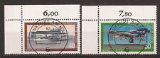 1979 Aviation 40 Pf - 50 Pf very fine used, Michel 1005-1006