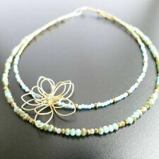 Modeschmuck-Halsketten mit Gold mit Perle