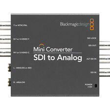 Blackmagic Design Sdi to Analog Bmd-Convmasa - Stock in Miami