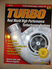 Turbo: Real World High-Performance Turbocharger Systems GUIDE BOOK MANUAL 2008