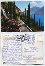 08377 - Gardasee - Lago di Garda - Gardesana Occidentale - alte Ansichtskarte