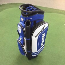 Canterbury BULLDOGS Deluxe NRL Licensed CART BAG - Loaded with features