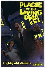 PLAGUE of the LIVING DEAD #4, NM, Zombies, Painted, 2007, more Horror in store