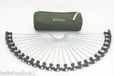 B.Richi T-Pegs 30 cm - 25er Pk. + Tasche (1St.-1,20EUR) Zeltheringe