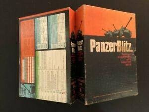 Avalon Hill's PanzerBlitz: 1941-45. Replacement Parts Only +14 BONUS articles