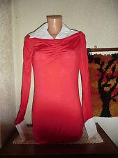Taillenlange Damenblusen, - Shirts mit klassischem Kragen