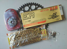 DID ER 2 Kit chaîne Pignon D'aluminium + Pignon Suzuki RMZ 450 2005- 12:48