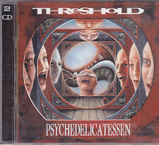 Treshold-Psychedelicatessen 2 cd album