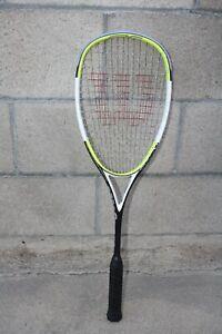 WILSON Ncode NRage Squash Racket Racquet