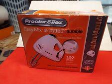 proctor stylex handheld mixer