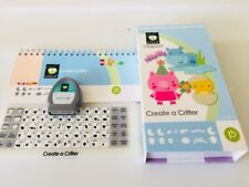 Create a Critter Cricut Cartridge - Overlay - Booklet in Box - LINKED