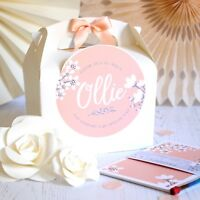 PERSONALISED CHILDRENS ACTIVITY BOX & PACK   BLOSSOM   WEDDING FAVOUR GIFT
