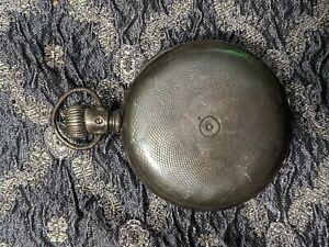Antique Vintage Double Roller 21 Jewels ( hour hand missing)