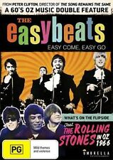 The Easybeats - Easy Come, Easy Go (DVD, 2015) / The Rolling Stones DVD