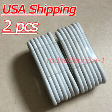 2 pcs OEM Lightning USB Cable Sync Charger Cord for iPhone 7 5S 5C iPhone 6 plus