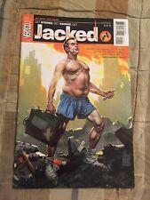 JACKED #1 (of 6) Near Mint First Print [Vertigo Comics, 2015]