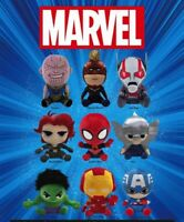 MARVEL HEROES- Thor,Black Widow Ironman,Antman,Spiderman Soft Plush Doll Toy18cm