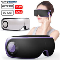 OSITO Eye Care Massager Hot Compress For Dark Circles Air Pressure Pain Relife