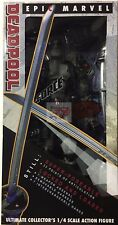 """DEADPOOL (X-FORCE) X MEN 1/4 SCALE Neca MARVEL Ultimate EDITION 2017 18"""" INCH"""