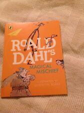 McDonalds Happy Meal Roald Dahl's Magical Mischief Book - New