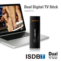 Mygica S2870 Dual_ISDB-T Digital TV Stick with PIP Mode /Time-shifting live/ EPG
