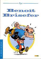 BENOIT BRISEFER  RARE EDITION LUXUEUSE HORS COMMERCE JOURNAL BELGE LE SOIR