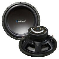 BLAUPUNKT GTX12D Blaupunkt 12″ Woofer 450W RMS/2200W Max Dual 4 Ohm Voice C...